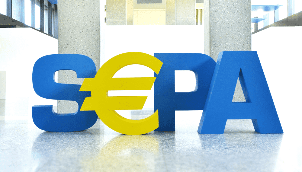 SEPA, euro, payments