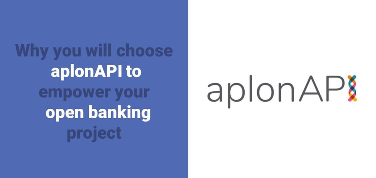 open banking, PSD2, APIs, aplonAPI