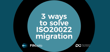 FINaplo, ISO20022, financial messaging